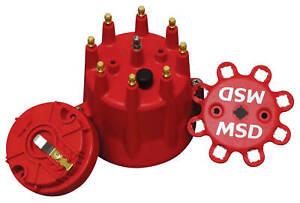 MSD 84335 Red Cap/Rotor Kit