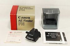 MINT Canon AE Finder FN For Canon F-1 NEW (1660)