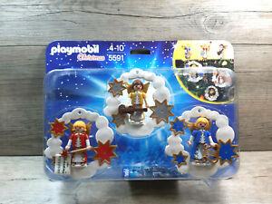 PLAYMOBIL® 5591 Dekoration Weihnachtsbaum Weihnachtsbaumschmuck Engel NEU