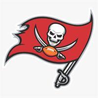 Tampa Bay Buccaneers #N NFL Logo Die Cut Vinyl Decal Buy 1 Get 2 FREE