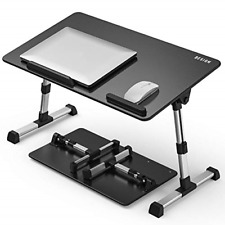 [Large Size] Besign Adjustable Latop Table, Portable Standing Bed Desk
