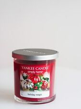 Yankee Candle 7 Oz (198g) - Made in USA Home Fragrances Ambience Christmas Gift