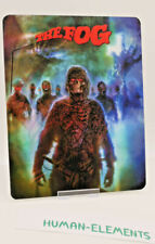 THE FOG - 3D LENTICULAR Flip Magnet Cover TO FIT bluray steelbook