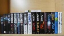 PATRICIA CORNWELL - BULK LOT OF 20 BOOKS - KAY SCARPETTA SERIES +: DUST, CHAOS +