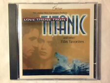 LONDON WEST END SINGERS with THE LONDON POPS ORCHESTRA Titanic and other film cd