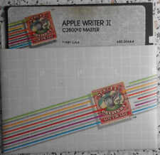 Apple Writer II Software Textverarbeitung