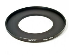 Stepping Ring 49-77mm 49mm to 77mm Step Up Ring Stepping Rings 49mm-77mm