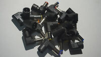 10 pcs Universal to 2 Pin AC/DC Power Adapter Plug Charger Tip Notebook Laptop