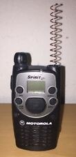 Motorola Spirit GT Radio Communication Walkie Talkie Two Way Handheld Portable