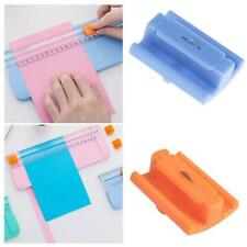 A4 Precision Paper Card Trimmer Ruler Blade Photo Cutter Cutting Office Kit Tool