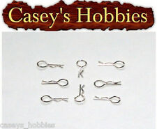 8 Body Shell Clip Pin For HSP Redcat HPI RC 1/10 1/8 Model Car Truck Parts buggy