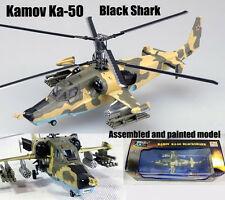 Russian Air Force kamov Ka-50 black shark attack helicopter No21 1/72 Easy model
