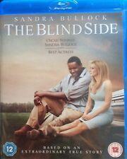 Blind Side.  Blu-ray.  2010.  Sandra Bullock .  Cert 12