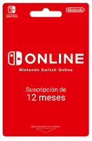 NINTENDO SWITCH ONLINE 12 MESES/MONTHS 1 AÑO/YEAR SUSCRIPCION 🎮🌎