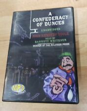 *MINT & CHEAPEST* A Confederacy of Dunces Audio MP3 Disc by John Kennedy Toole