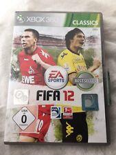 EA Sports FIFA 12 para Xbox 360 partido de fútbol