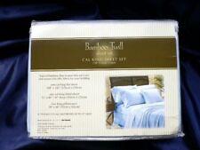 Organic 100% Bamboo Fiber Bed Sheet Set...King..Light Blue...soft & absorbent