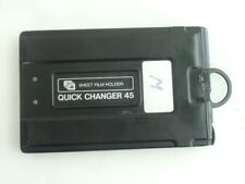 FUJI FILM  QUICK CHANGER 45 film holder (back)