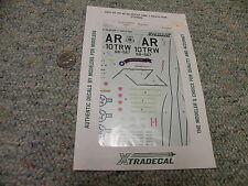 Xtradecal decals 1/32 X003-32 RF-4C 68-567/AR 1986 1/10 TRS TRW Starize   G67