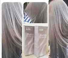 A38 x 2 Light Ash Blonde BERINA PERMANENT HAIR COLOR CREAM HAIR STYLE DYE
