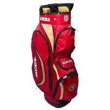 New Team Golf NFL San Francisco 49ers Clubhouse Golf Cart Bag