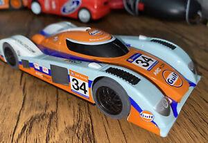 Team LMP Gulf No. 34 1:32 Scalextric Car Slot Car