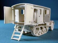 """Milicast ACC18 1/76 Resin WWII German """"House Body"""" Conversion Kit for Opel Blitz"""