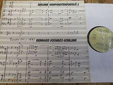 MTH 188 Schwarz-Schilling Symphony in C etc. / Gawriloff etc.