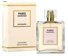 Paris Mademoiselle Eau De Parfum For Women Perfume Sandora 100 ml 3.4floz SALE