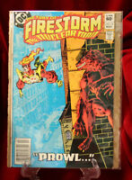 DC Comics - The Fury of Firestorm: The Nuclear Man #10 March 1983