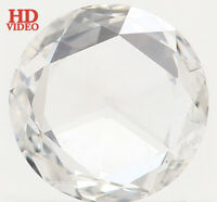 Natural Loose Diamond G Color Round Rose Cut Clarity VS1 5.25 MM 0.41 Ct L6243