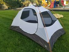 New listing REI Half Dome 2 person tent + footprint! Lightweight backpacking and camping