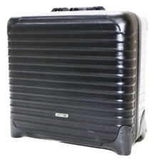 RIMOWA SALSA DELUXE BUSINESS TROLLEY CABIN CARRY ON ROLLING BRIEFCASE