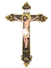 "24"" Cross Pendant Hanging Crucifix Wall Mounted Cross Resin Cross Religious Gift"