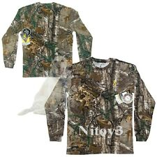 Browning Hell's Canyon Basics Long Sleeve T-Shirt-Men Medium 38-40  (P12)