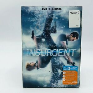 Insurgent DVD 2015