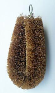Natural Coconut Coir Fiber for Cleaning Scrubbing Dishwasher Hand Brush Kitchen