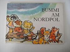 Bummi am Nordpol Bilderbuch mit Musik ,zum mitsingen? DDR 1976 Lagerfund wie neu