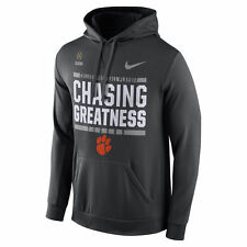 Clemson Tigers Nike College Football Playoff Bound Hoodie Size Small # 00036218X