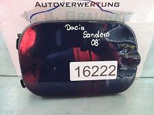 TANKKLAPPE Dacia Sandero BJ.2008 1,6i 64kW 8200389403