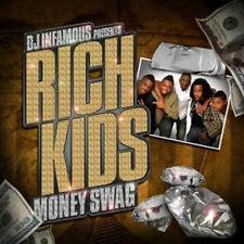 Money  DJ Infamous Presents Rich Kids  Audio CD