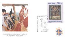 Poland 1995 Jan Paweł II papież John Paul pope papa (95/3)