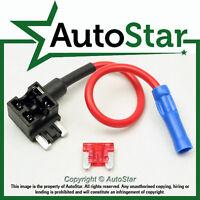 Add A Circuit Fuse Tap Piggy-Back MICRO Fuse Holder APS ATT mini LOW PROFILE 12v