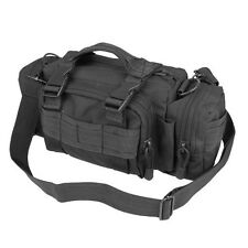 Fanny Pack Waist Bag Military Tactical Camping Hiking Trekking Bike Large Black