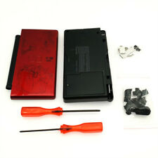 Red Dragon Housing Shell Case Replace Repair for Nintendo DS Lite NDSL DSL New