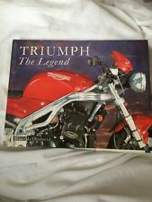 Triumph The Legend Mac McDiarmid