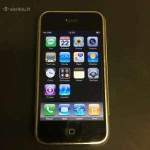 APPLE iPHONE 2G 8GB (1st Generation) Silver