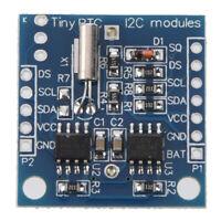 5X(I2C DS1307 wirklich Zeit Uhr Modul fuer Arduino Tiny RTC G8R2)
