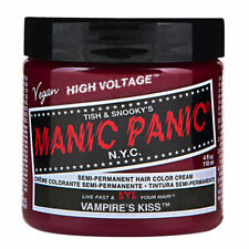 Vampires Kiss Red Manic Panic Vegan 4 Oz Hair Dye Color