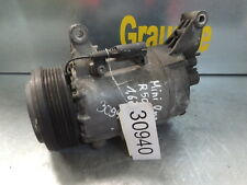 Klimakompressor Mini One R50 1,6i 66kW BJ.2004 98706km 64521171310 11645610